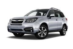 Subaru Forester Active Kombi (2013 - heute) 5 Türen seitlich vorne mit Felge