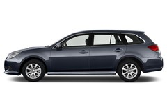 Subaru Legacy Sport Kombi (2009 - heute) 5 Türen Seitenansicht