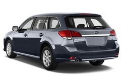 Subaru Legacy Sport Kombi (2009 - heute) 5 Türen seitlich hinten