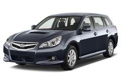 Subaru Legacy Sport Kombi (2009 - heute) 5 Türen seitlich vorne