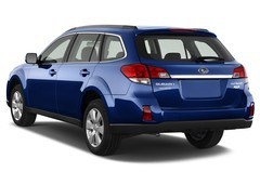 Subaru Outback Comfort Kombi (2009 - 2014) 5 Türen seitlich hinten