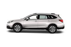 Subaru Outback Sport Kombi (2015 - heute) 5 Türen Seitenansicht