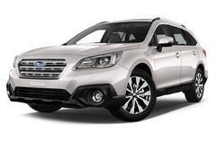 Subaru Outback Sport Kombi (2015 - heute) 5 Türen seitlich vorne mit Felge