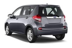 Subaru Trezia Comfort Kombi (2011 - 2014) 5 Türen seitlich hinten