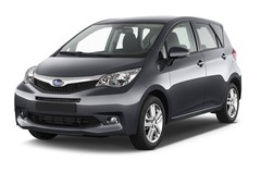 Subaru Trezia Comfort Kombi (2011 - 2014) 5 Türen seitlich vorne