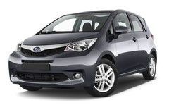 Subaru Trezia Comfort Kombi (2011 - 2014) 5 Türen seitlich vorne mit Felge