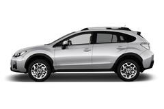 Subaru XV Premium SUV (2011 - heute) 5 Türen Seitenansicht