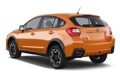 Subaru XV Exclusive 2.0D SUV (2011 - heute) 5 Türen seitlich hinten