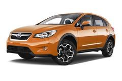 Subaru XV Exclusive 2.0D SUV (2011 - heute) 5 Türen seitlich vorne mit Felge