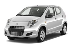 Suzuki Alto Club Kleinwagen (2009 - 2014) 5 Türen seitlich vorne