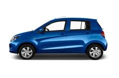 Suzuki Celerio Comfort Kleinwagen (2014 - heute) 5 Türen Seitenansicht
