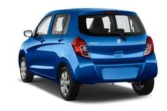 Suzuki Celerio Comfort Kleinwagen (2014 - heute) 5 Türen seitlich hinten