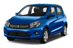 Suzuki Celerio Comfort Kleinwagen (2014 - heute) 5 Türen seitlich vorne
