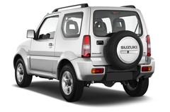 Suzuki Jimny Comfort SUV (1998 - heute) 3 Türen seitlich hinten