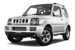 Suzuki Jimny Comfort SUV (1998 - heute) 3 Türen seitlich vorne mit Felge