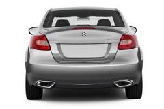 Suzuki Kizashi Sport Limousine (2010 - heute) 4 Türen Heckansicht