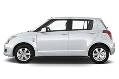 Suzuki Swift Comfort Kleinwagen (2005 - 2011) 5 Türen Seitenansicht