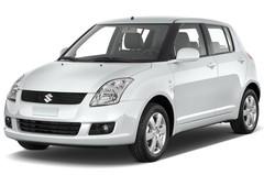 Suzuki Swift Comfort Kleinwagen (2005 - 2011) 5 Türen seitlich vorne