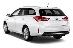 Toyota Auris Executive Kombi (2013 - heute) 5 Türen seitlich hinten