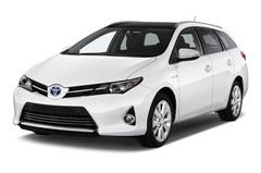 Toyota Auris Executive Kombi (2013 - heute) 5 Türen seitlich vorne