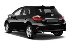 Toyota Auris Club Kompaktklasse (2007 - 2012) 5 Türen seitlich hinten