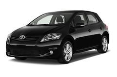 Toyota Auris Club Kompaktklasse (2007 - 2012) 5 Türen seitlich vorne