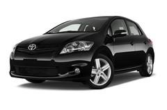 Toyota Auris Club Kompaktklasse (2007 - 2012) 5 Türen seitlich vorne mit Felge