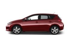 Toyota Auris Life Kompaktklasse (2012 - heute) 5 Türen Seitenansicht