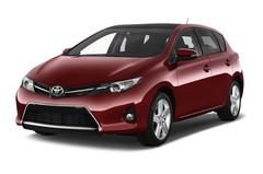 Toyota Auris Life Kompaktklasse (2012 - heute) 5 Türen seitlich vorne