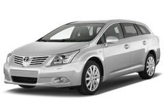 Toyota Avensis Executive Kombi (2009 - 2015) 5 Türen seitlich vorne