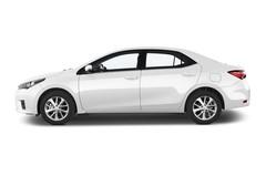 Toyota Corolla Comfort Limousine (2013 - heute) 4 Türen Seitenansicht