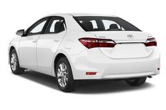 Toyota Corolla Comfort Limousine (2013 - heute) 4 Türen seitlich hinten