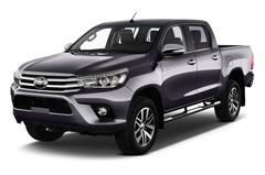 Toyota HiLux Comfort Pritsche (2015 - heute) 4 Türen seitlich vorne