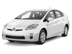 Toyota Prius - Limousine (2009 - 2016) 5 Türen seitlich vorne