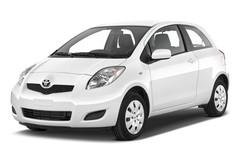 Toyota Yaris Cool Kleinwagen (2005 - 2011) 3 Türen seitlich vorne