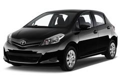 Toyota Yaris Life Kleinwagen (2011 - heute) 5 Türen seitlich vorne