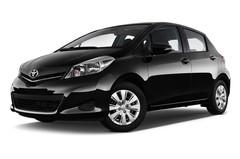 Toyota Yaris Life Kleinwagen (2011 - heute) 5 Türen seitlich vorne mit Felge