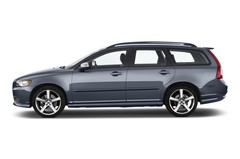 Volvo V50 R-design Kombi (2004 - 2012) 5 Türen Seitenansicht