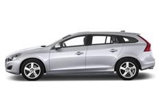 Volvo V60 Summum Kombi (2010 - heute) 5 Türen Seitenansicht