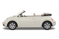 VW Beetle - Cabrio (1997 - 2010) 2 Türen Seitenansicht