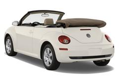 VW Beetle - Cabrio (1997 - 2010) 2 Türen seitlich hinten