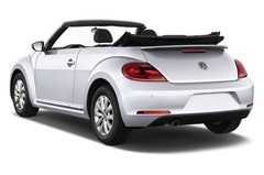 VW Beetle Design Cabrio (2011 - heute) 2 Türen seitlich hinten