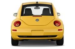 VW Beetle - Kompaktklasse (1997 - 2010) 3 Türen Heckansicht