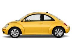 VW Beetle - Kompaktklasse (1997 - 2010) 3 Türen Seitenansicht