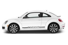 VW Beetle Sport Kompaktklasse (2011 - heute) 3 Türen Seitenansicht