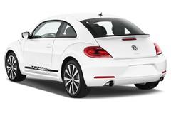 VW Beetle Sport Kompaktklasse (2011 - heute) 3 Türen seitlich hinten