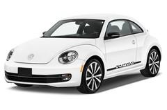 VW Beetle Sport Kompaktklasse (2011 - heute) 3 Türen seitlich vorne