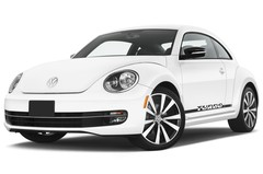 VW Beetle Sport Kompaktklasse (2011 - heute) 3 Türen seitlich vorne mit Felge
