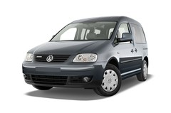 VW Caddy TDI Transporter (2003 - 2015) 5 Türen seitlich vorne mit Felge