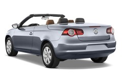 VW Eos Individual Cabrio (2005 - 2015) 2 Türen seitlich hinten